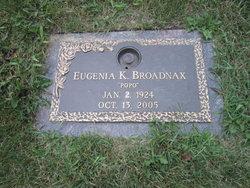 Eugenia <i>King</i> Broadnax