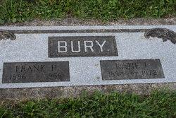 Katie Isabelle <i>Knerr</i> Bury