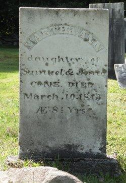 Martha Ann Cone
