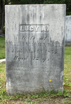 Lucy A. Barker