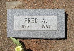 Fred Albert Ash