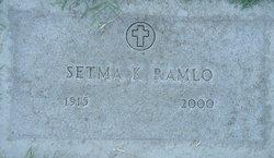 Setma K Ramlo