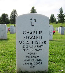 Charles Edward Buster McAllister