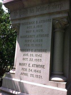 Mary Elizabeth <i>Craig</i> Atmore