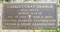 Charles Gray Branch