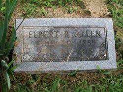 Elbert R. Allen