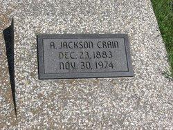 Rev Alvia Jackson Crain