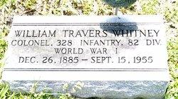 Col William Travers Whitney
