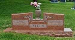 Honey Vaughan <i>Clark</i> Allen