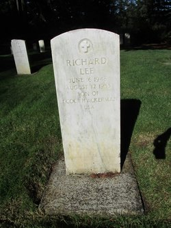 Richard Lee Ackerman