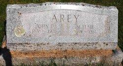 Mary Elsie <i>Kneller</i> Arey
