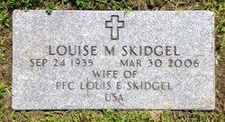 Louise M Skidgel