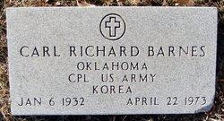 Carl Richard Barnes