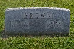 Grace D. Brown