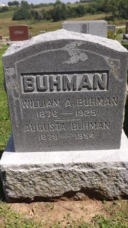 Augusta <i>Becker</i> Buhman