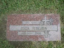 Julia Ann <i>Olejniczak</i> Fedishin