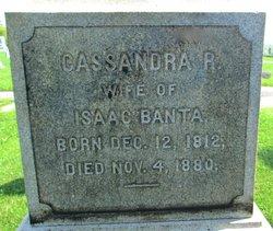 Cassandra R <i>Ditto</i> Banta