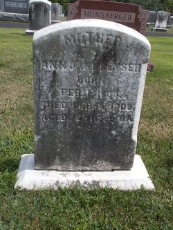 Ann Jane <i>Bustard</i> Keyser