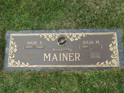 Wade Mainer