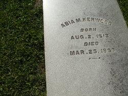 Abia M. Kerwood