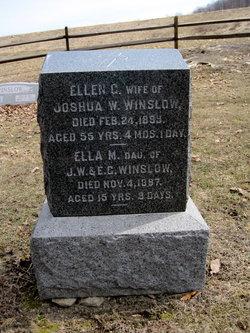 Ellen G. <i>Largey</i> Winslow