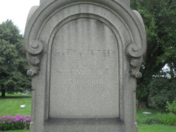 Mary Ann <i>Grigsby</i> McCormick