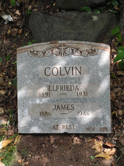 Elfrieda S <i>Olriech</i> Colvin