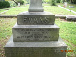 Mary Beckwith Evans