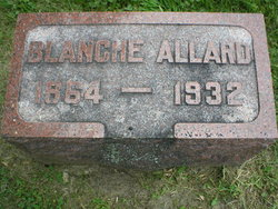 Blanche Bessie Allard