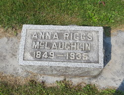Anna <i>Riggs</i> McLaughlin