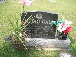Anne E <i>Irvin</i> MacDougall