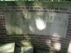 Foncquevillers Military Cemetery