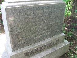 Elizabeth A Betsey <i>Rockwell</i> Wakefield