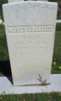 Moses Coolidge