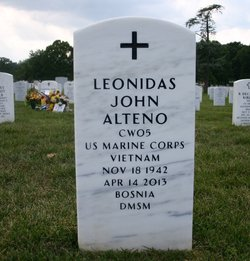 Leonidas John Len Alteno