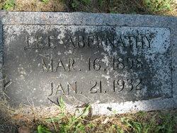 Lee Abernathy