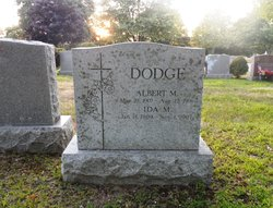Albert Martin Dodge
