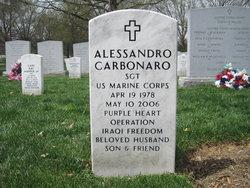 Sgt Alessandro Alex Carbonaro
