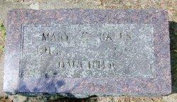 Mary C <i>Hansen</i> Bales