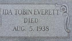 Ida Bess <i>Tobin</i> Everett