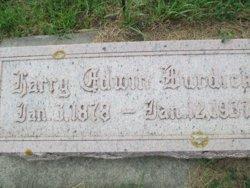 Harry Edwin Burdick