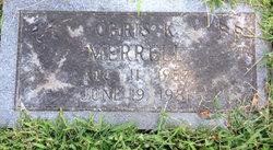 C. K. Merrell