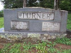 Eliza T Turner