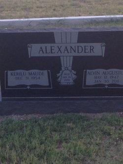 Alvin Augustus Alexander