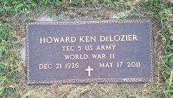 Howard Kenneth Ken DeLozier