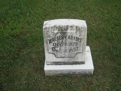 Walter Vincent Adams