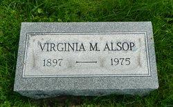 Virgina Marqurite <i>Croyle</i> Alsop