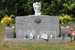 Arrie Mae <i>Hollifield</i> Anderson