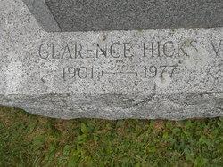 Clarence Hicks