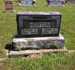 Sarah Jane <i>Woody</i> Horton